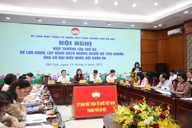 Hà Nội sẽ có 12 đại biểu Quốc hội do Trung ương giới thiệu ảnh 1