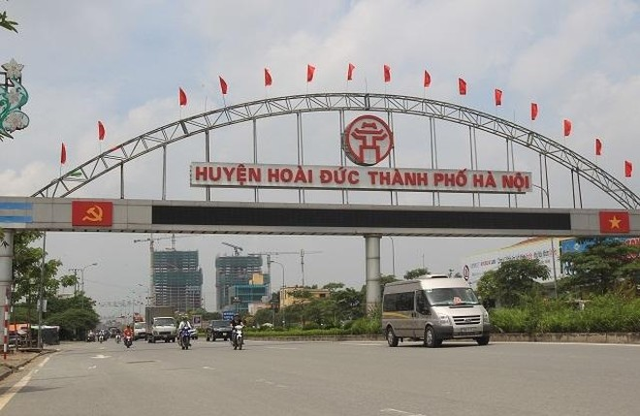 Hà Nội sẽ phát triển 8 huyện thành quận như thế nào? ảnh 1