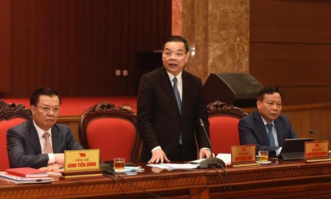 Bí thư Thành ủy Hà Nội: Nhân dân đang chờ đợi thành phố sẽ hành động thế nào ảnh 2