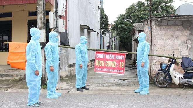 Công bố 4 ca Covid-19 mới ở Hà Nội, Hà Nam lây trong cộng đồng và 10 ca nhập cảnh ảnh 1
