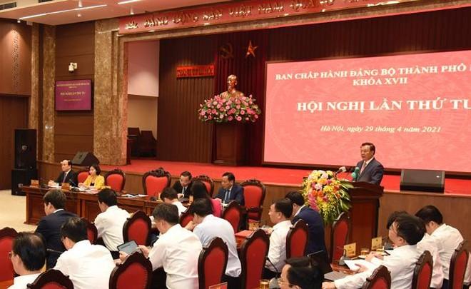 Bí thư Thành ủy Hà Nội: Nhân dân đang chờ đợi thành phố sẽ hành động thế nào ảnh 3