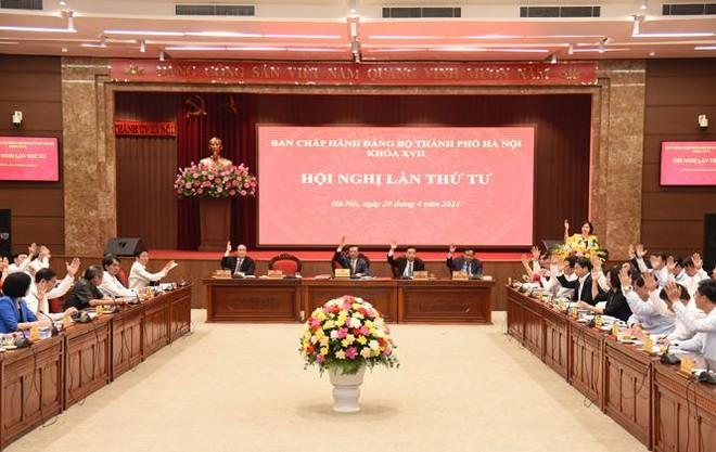 Bí thư Thành ủy Hà Nội: Nhân dân đang chờ đợi thành phố sẽ hành động thế nào ảnh 1