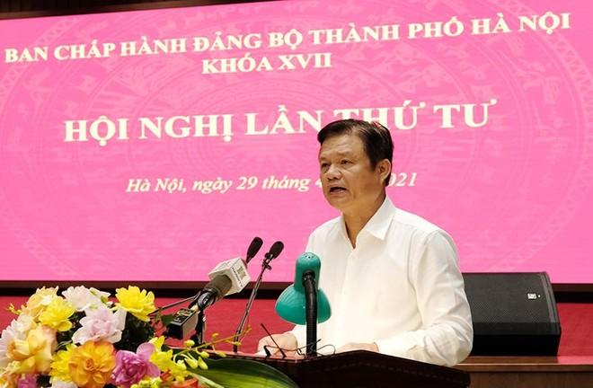 Hà Nội sẽ luân chuyển 50% Bí thư, Chủ tịch UBND xã và thí điểm thi tuyển lãnh đạo Sở ảnh 1