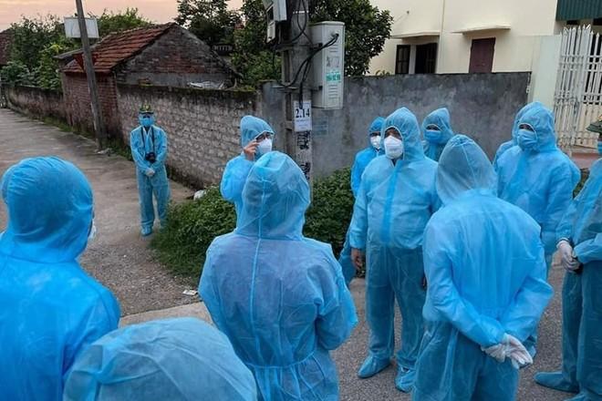 Nóng: Hai bà cháu ở Hưng Yên bị lây Covid-19 do cháu bé tiếp xúc với ca bệnh ở Hà Nam ảnh 1