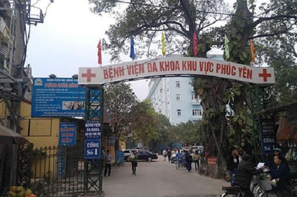 Một bác sĩ Bệnh viện Đa khoa Phúc Yên dương tính với SARS-CoV-2 liên quan đến quán bar Sunny ảnh 1