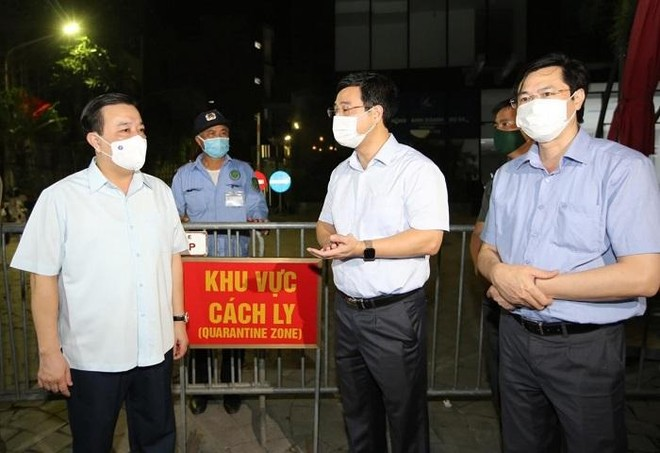Bí thư Thành ủy Hà Nội: Kích hoạt 15 đoàn kiểm tra Covid-19 cấp thành phố, xử nghiêm sai phạm ảnh 1