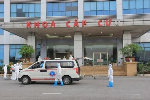 Chiều 5-5: 26 ca Covid-19 mới, 18 ca lây trong nước tại 4 tỉnh thành và một bệnh viện Trung ương ảnh 1