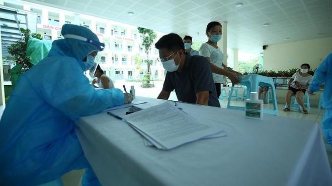Đã có 42 ca Covid-19 tại Bệnh viện Bệnh Nhiệt đới Trung ương ảnh 1