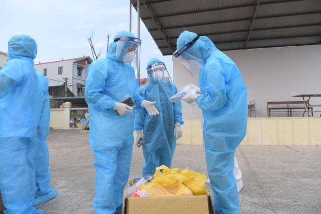 Hà Nội: Một trường hợp tại Yên Nghĩa, Hà Đông dương tính với SARS-CoV-2 ảnh 1