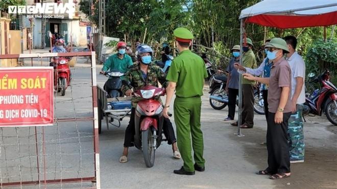 Công bố 14 ca Covid-19 ở Thuận Thành - Bắc Ninh và một ca mới ở Hà Nội ảnh 1
