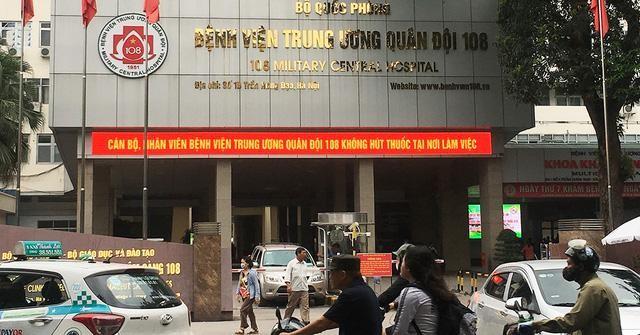 Bệnh viện 108 ngừng tiếp nhận bệnh nhân chuyển tuyến từ Hà Nội và các tỉnh ảnh 1