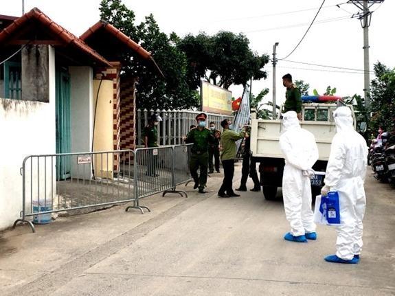 Hà Nội: Một phụ nữ ở khu đô thị Đặng Xá - Gia Lâm dương tính với SARS-CoV-2 ảnh 1