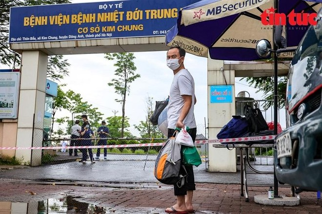 Trưa 12/5: Thêm 22 ca Covid-19, số bệnh nhân mắc từ ổ dịch ở Bắc Ninh, Bắc Giang vẫn tăng cao ảnh 1