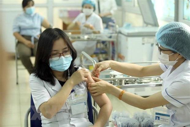 Thêm gần 1,7 triệu liều vaccine phòng Covid-19 của COVAX về Việt Nam cuối tuần này ảnh 1