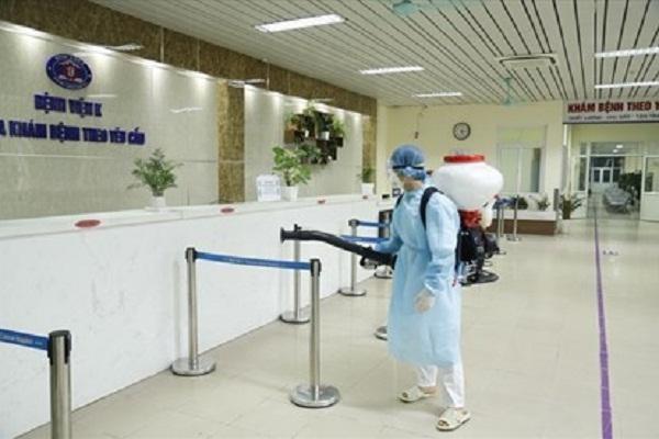 Trưa 14-5 thêm 16 ca Covid-19 mới, 3 ca liên quan tới Bệnh viện K ảnh 1