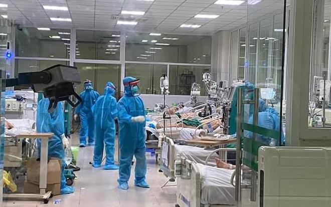Nóng: Việt Nam ghi nhận ca tử vong đầu tiên do Covid-19 trong năm 2021 ảnh 1
