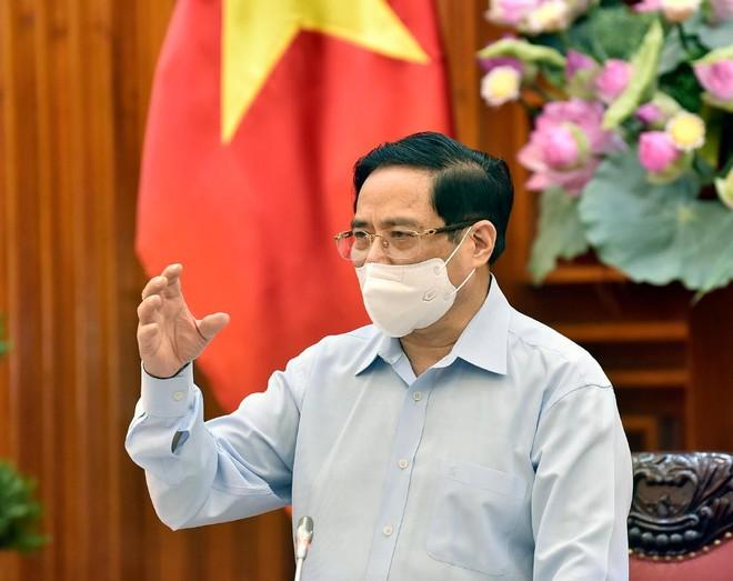 Thủ tướng Phạm Minh Chính: Để lây nhiễm Covid-19 trong bệnh viện là không được, người dân khó chấp nhận ảnh 2