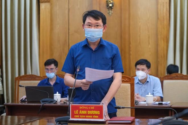 38% số mẫu dương tính, Bắc Giang đề xuất 4 bệnh viện dã chiến và đóng cửa một số nhà máy ảnh 1