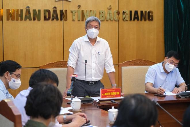 38% số mẫu dương tính, Bắc Giang đề xuất 4 bệnh viện dã chiến và đóng cửa một số nhà máy ảnh 2