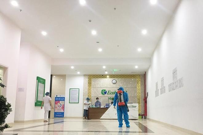 Hà Nội: Một người ở chung cư Ecohome 3 dương tính với SARS-CoV-2 ảnh 1