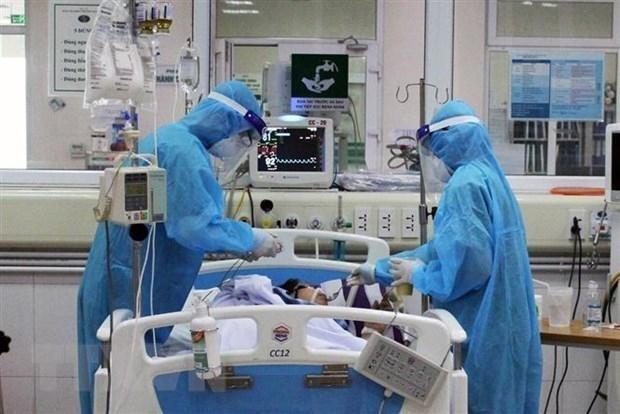 Nam bệnh nhân 34 tuổi tử vong do Covid-19 và các bệnh lý nền nghiêm trọng ảnh 1