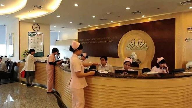 Hà Nội đình chỉ Phòng khám Đa khoa Hồng Ngọc 2 vì chưa đảm bảo yêu cầu chống dịch ảnh 1