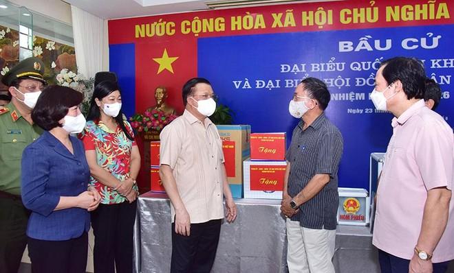 Bí thư Thành ủy Hà Nội: Không được để sự bất cẩn của vài người làm ảnh hưởng đến bầu cử ảnh 1