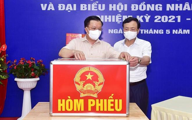 Bí thư Thành ủy Hà Nội: Không được để sự bất cẩn của vài người làm ảnh hưởng đến bầu cử ảnh 3