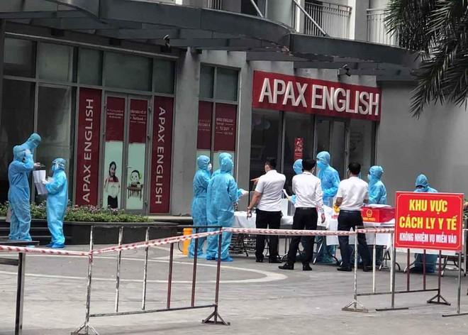 Hà Nội: Bốn người trong một gia đình ở Times City dương tính với SARS-CoV-2 ảnh 1