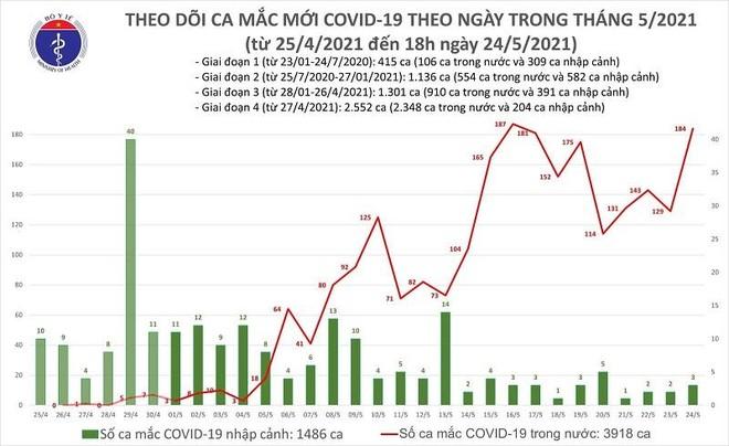 Thêm 96 ca Covid-19: Hà Nội 13 ca, TP HCM có bệnh nhân mới ảnh 1