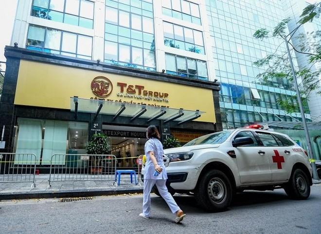 Hà Nội thêm 3 ca dương tính với SARS-CoV-2, hai người là con của nhân viên công ty T&T ảnh 1