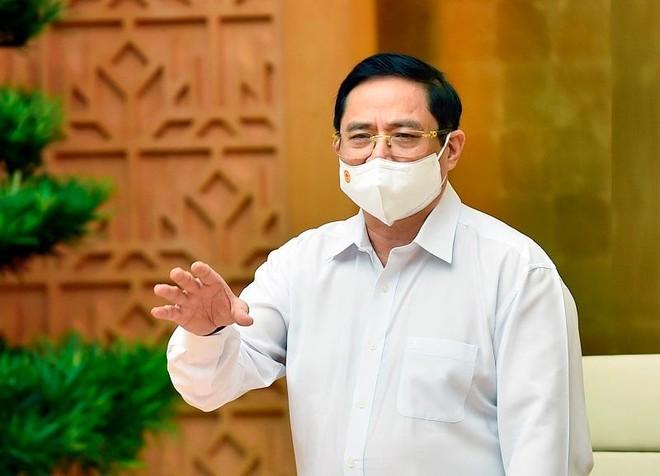 Thủ tướng chỉ đạo cấp 300.000 liều vaccine cho Bắc Giang, Bắc Ninh, cả nước chung tay chống dịch Covid-19 ảnh 1