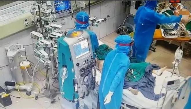 Sức khỏe của bệnh nhân 22 tuổi ở Long An nhiễm Covid-19 bị đồn tử vong hiện ra sao? ảnh 1
