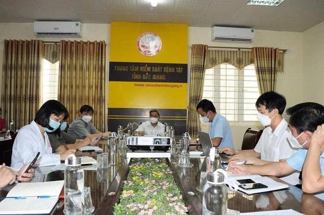 Giám đốc CDC Bắc Giang phải tạm dừng điều hành giữa mùa dịch Covid-19 ảnh 1