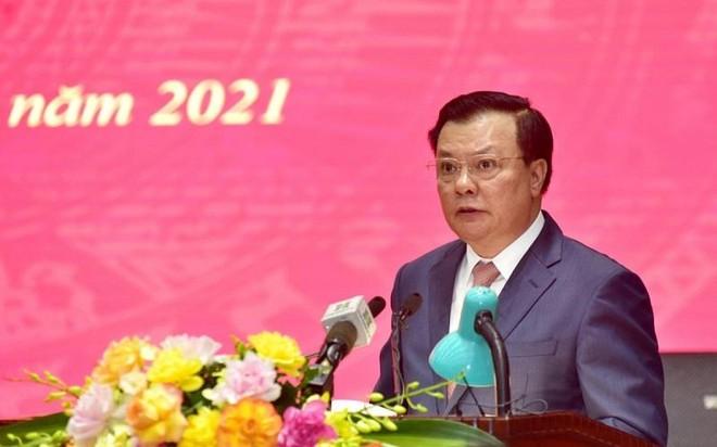 Bí thư Thành ủy Hà Nội: Rút ngắn thời gian thi lớp 10 nhưng phải bảo đảm chất lượng kỳ thi ảnh 1