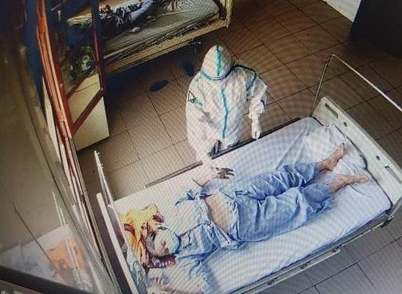 Thêm 2 bệnh nhân Covid-19 tử vong tại BV Bệnh Nhiệt đới Trung ương, đều bị ung thư ảnh 1
