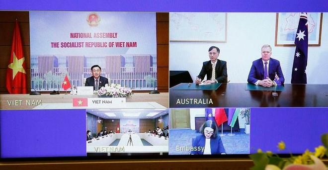 Australia cam kết viện trợ cho Việt Nam 40 triệu AUD để tiếp cận vaccine Covid-19 ảnh 2