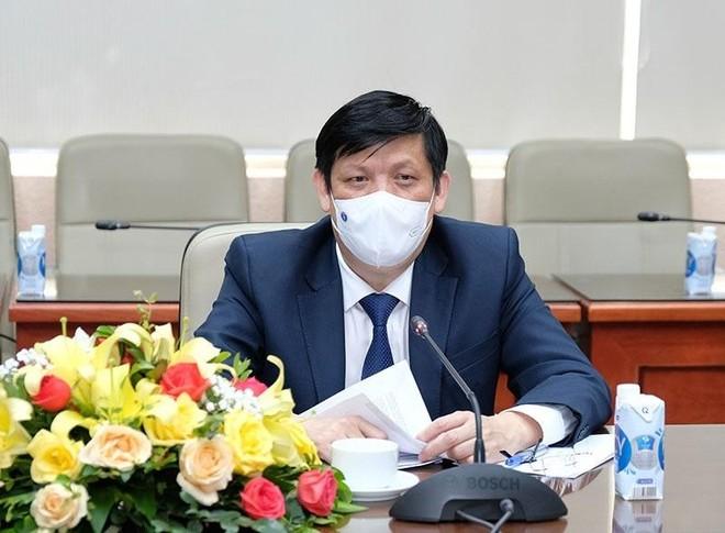 """Bộ trưởng Nguyễn Thanh Long: """"Vaccine về bao nhiêu, chúng tôi sẽ tiêm hết từng đó"""" ảnh 1"""