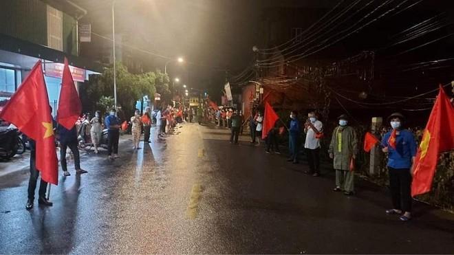 Bắc Ninh gỡ bỏ phong tỏa 3 thôn đầu tiên với hơn 4.000 dân ở Thuận Thành ảnh 1