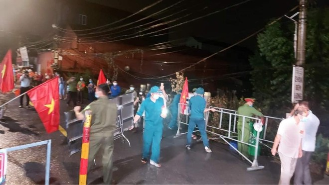 Bắc Ninh gỡ bỏ phong tỏa 3 thôn đầu tiên với hơn 4.000 dân ở Thuận Thành ảnh 2