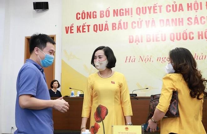 Ông Trần Văn Nam không đủ tiêu chuẩn làm ĐBQH chứ không phải rút vì lý do sức khỏe ảnh 1