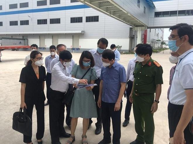 Bắc Giang thiệt hại hơn 2.000 tỷ đồng mỗi ngày do các khu công nghiệp đóng cửa ảnh 1
