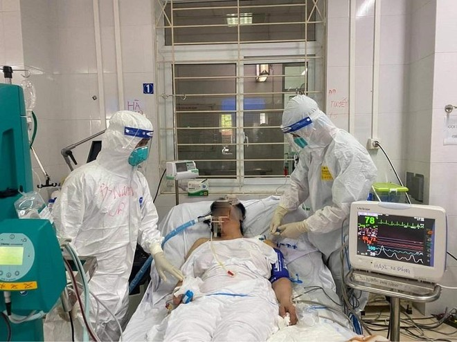 Nữ bệnh nhân Covid-19 ở Ứng Hòa - Hà Nội tử vong, có bệnh nền ung thư phổi ảnh 1