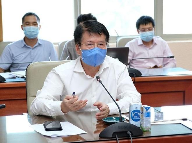 Bộ trưởng Y tế: Sẵn sàng chiến dịch tiêm chủng lớn nhất lịch sử, tiêm đến đâu an toàn đến đó ảnh 2