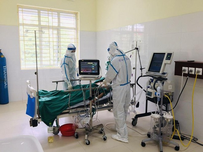 Hai bệnh nhân Covid-19 ở Bắc Giang và Thanh Hóa tử vong, đều có bệnh nền nặng ảnh 1