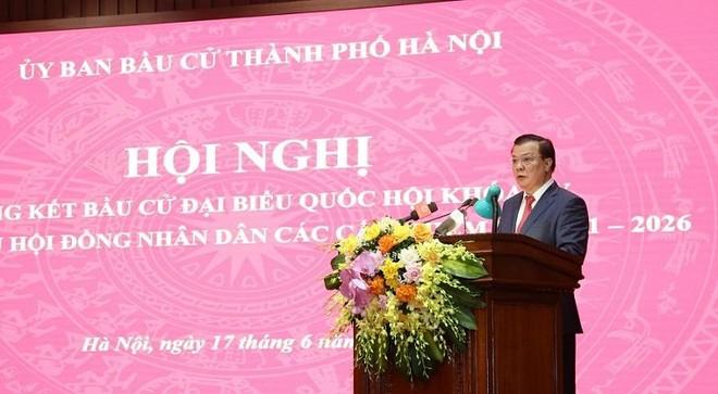Bí thư Thành ủy Hà Nội: Cần kiện toàn ngay các chức danh HĐND, UBND các cấp ảnh 2