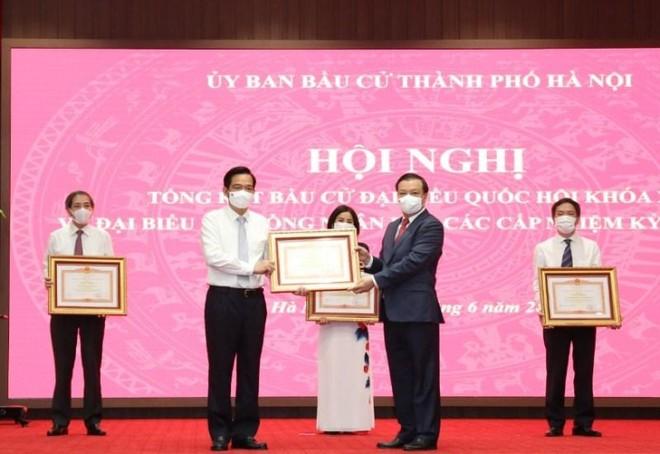 Bí thư Thành ủy Hà Nội: Cần kiện toàn ngay các chức danh HĐND, UBND các cấp ảnh 3