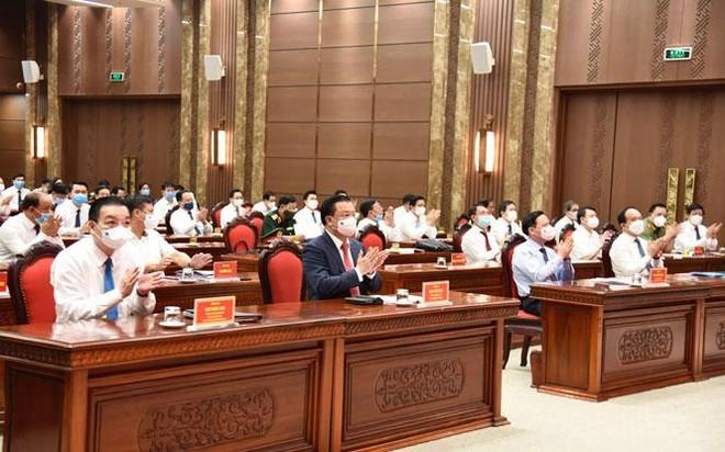 Bí thư Thành ủy Hà Nội: Cần kiện toàn ngay các chức danh HĐND, UBND các cấp ảnh 1
