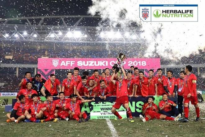 AFF Suzuki Cup 2020 có nhà tài trợ đồng hành mới ảnh 1