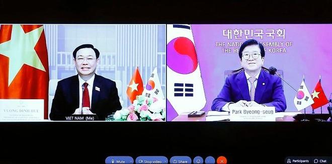 Hàn Quốc muốn nâng cấp quan hệ ngoại giao với Việt Nam lên một bậc ảnh 1